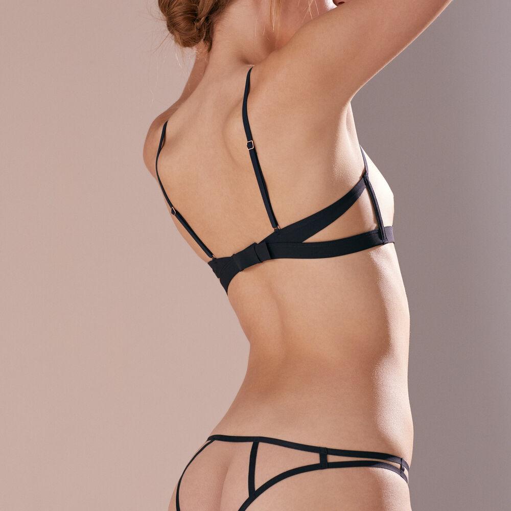 Culotte nude.