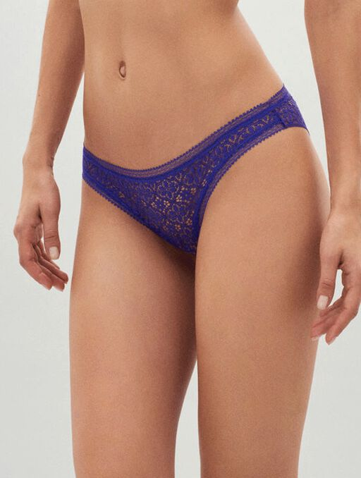 Tanga purple.