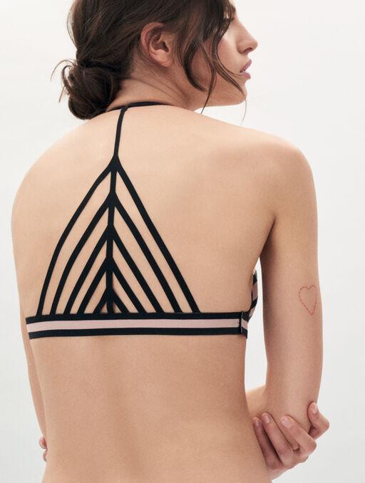 Triangle skin.