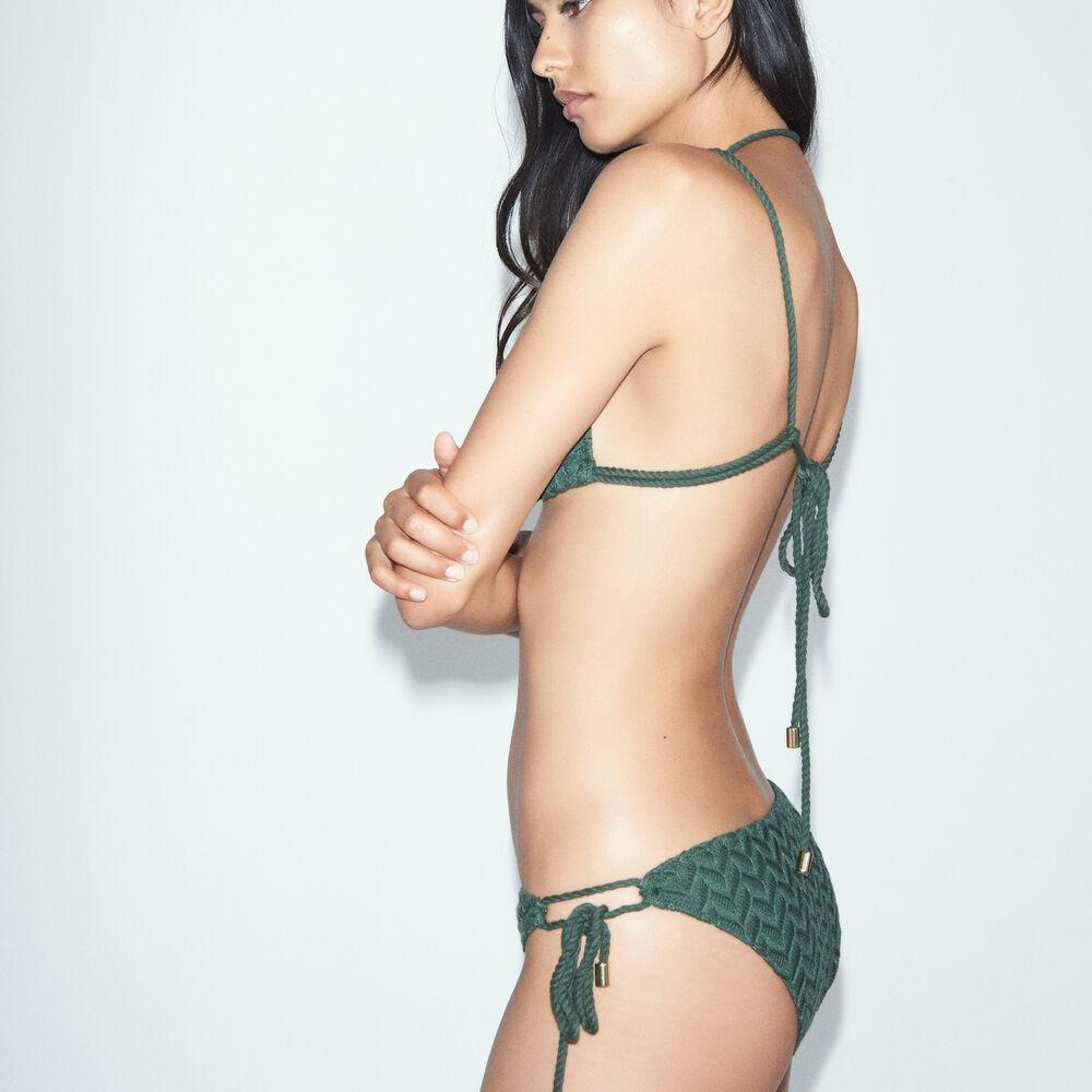 Bikini culotte livystone drab.
