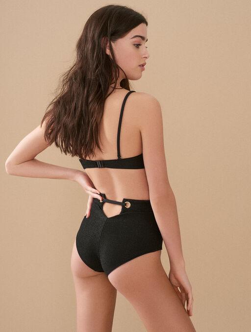 Culotte taille haute livystone black.
