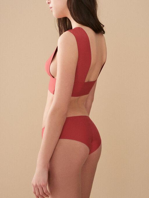 Culotte livystone red.